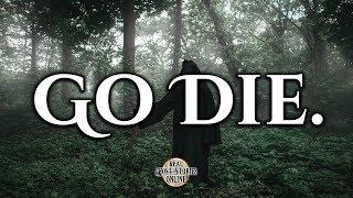 Go Die | Ghost Stories, Paranormal, Supernatural, Hauntings, Horror