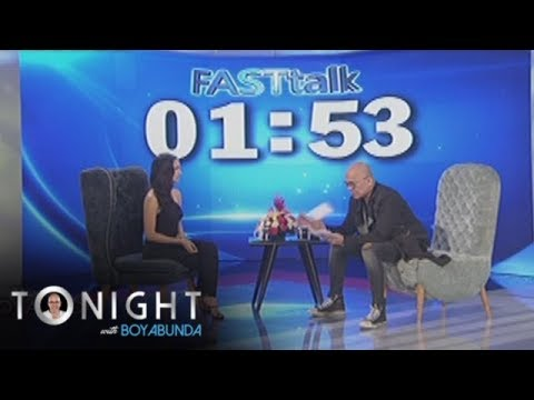 TWBA: Fast Talk with Kim Chiu