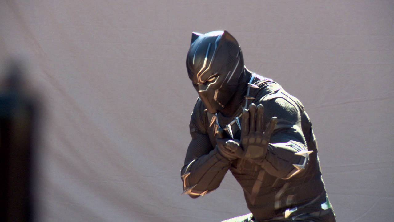 Marvel's Captain America: Civil War – Black Panther Featurette