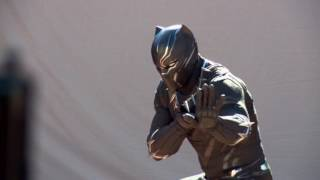 Marvel's Captain America: Civil War - Black Panther Featurette