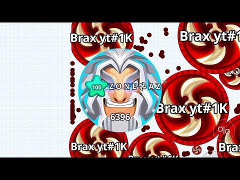 AGARIO DUO CLAN TAKEOVERS - SOLO RUSH 25K (Agar.io Mobile Gameplay)