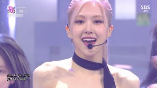 Download ROSÉ - 'On The Ground' 0314 SBS Inkigayo