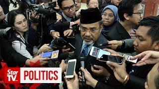 Pasir Salak MP: I'm the victim, not the Deputy Speaker