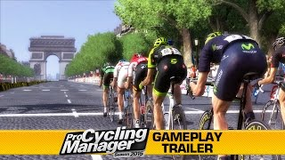 Pro Cycling Manager 2015 - Gameplay Trailer