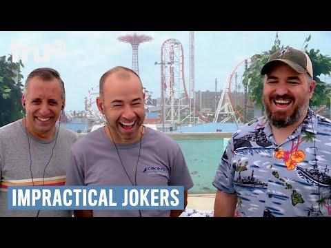 Impractical Jokers - Please Pee On Me (Punishment) | TruTV