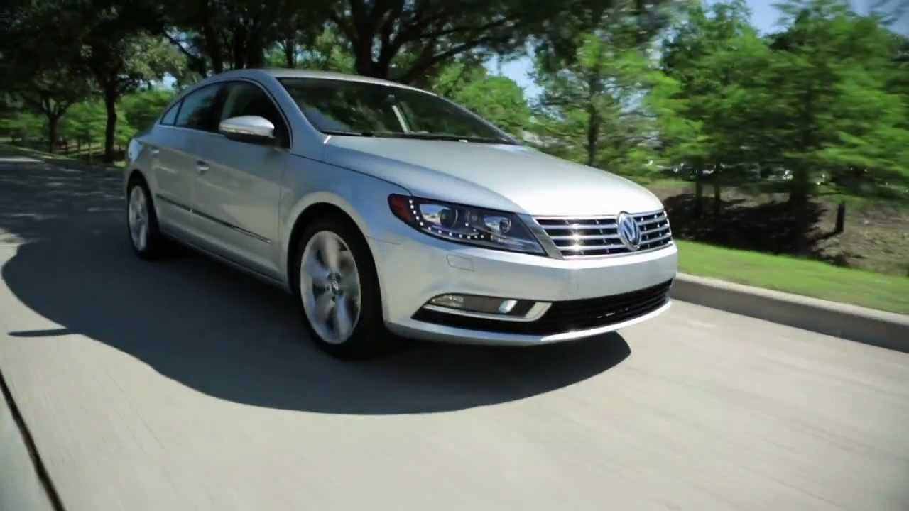 volkswagen cc sport  reviews auto news car pro youtube