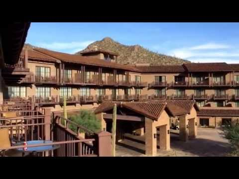 Luxury Travel At The Ritz-Carlton, Dove Mountain Arizona 8-5-15