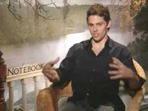 The Notebook - James Marsden Interview