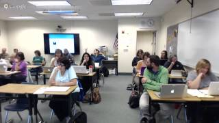 Using Google Classroom to Organize Your Class