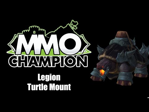 Legion - Turtle Mount