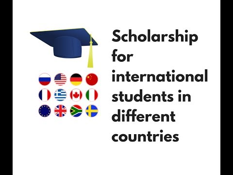 SCHOLARSHIPS for international students available in europe, asia, us, australia and other countries