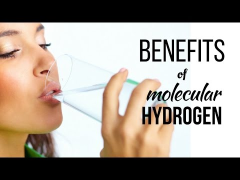 Benefits of Molecular Hydrogen / Hydrogen Gas