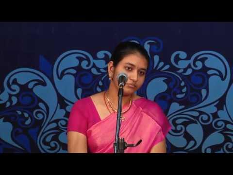 Aishu Songs 32 (at The Music Academy, Chennai)