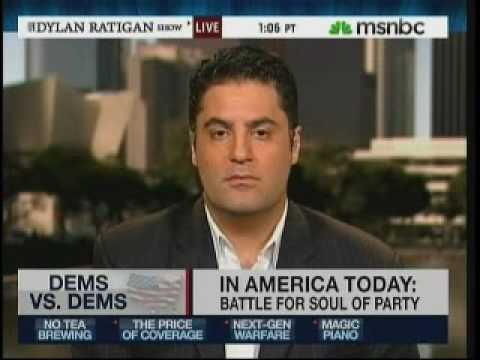 MSNBC: Cenk On The State of The Dem Party w/  Ratigan & Ezra Klein