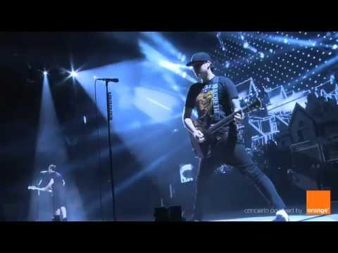 blink-182 - Live The Rock Show (Madrid) [HD Pro Shot]