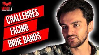 The Greatest Challenges Facing Indie Bands - Ryan Pressman - MUBUTV: Insider Series - SE. 7