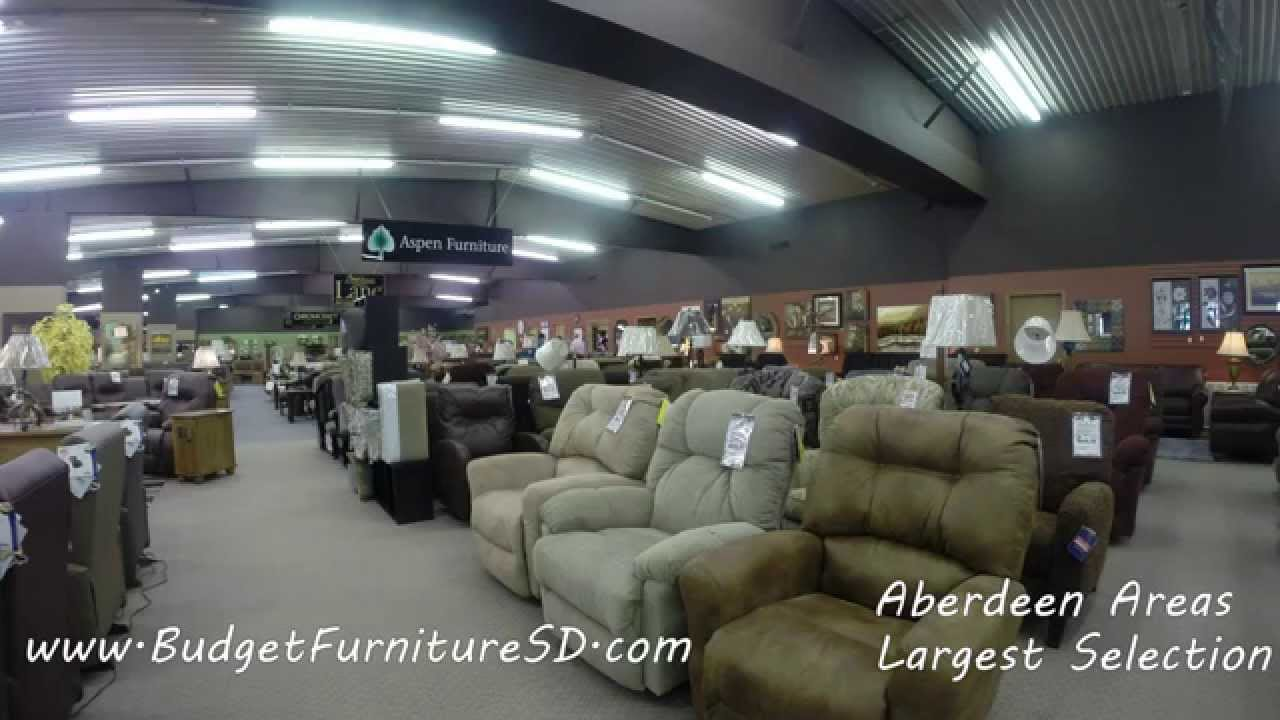 Charmant Budget Furniture, Aberdeen, South Dakota