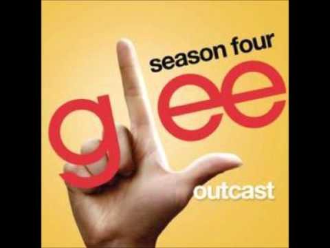 Outcast - Glee Cast (With Lyrics)