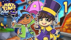 WE'RE CUTE AND DANGEROUS! [A Hat in Time Co-Op #1]