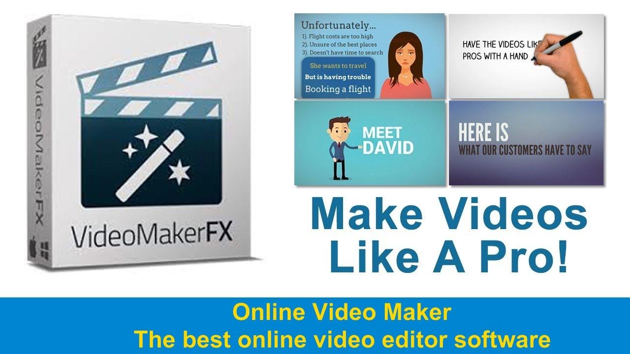 Online Video Effects Maker - The best online video editor software ...