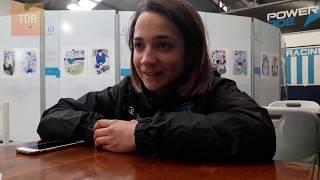 Luciana Bacci, futbolista de Racing