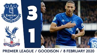 BRAZILIAN BRILLIANCE + ANOTHER FOR DCL! | HIGHLIGHTS: EVERTON 3-1 CRYSTAL PALACE