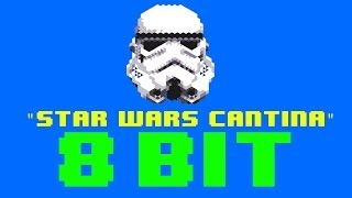 Star Wars Cantina Theme (8 Bit Remix Cover Version) - 8 Bit Universe