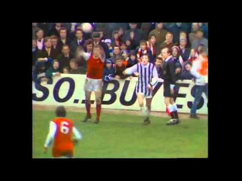 1970-71 West Bromwich Albion v  Arsenal