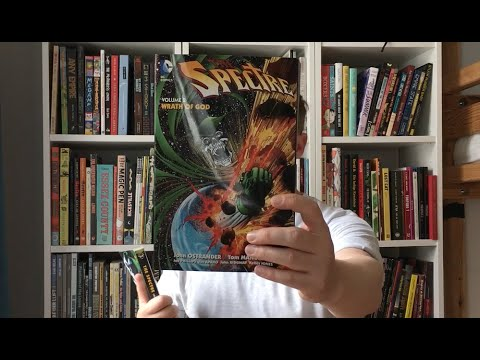 All-Time-Favs: THE SPECTRE by J. Ostrander and T. Mandrake