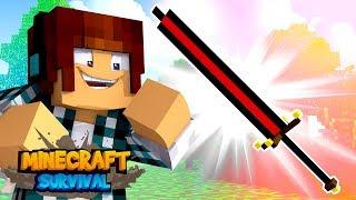 Minecraft Survival #27 - A SAGA DA BIG BERTHA !!