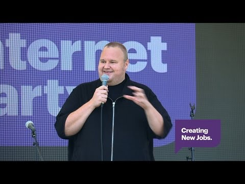 2014: Internet Party - Create New Jobs