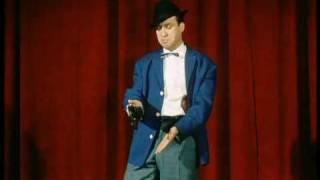Peter Alexander - Parodiert Eddie Constantine: Ich wünsch dir einen schlaflosen Abend 1958