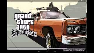 Télécharger GTA SAN ANDREAS pour android TUTO