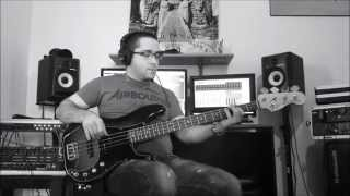 Jethro Tull - Aqualung Bass Cover By GuiΩhm