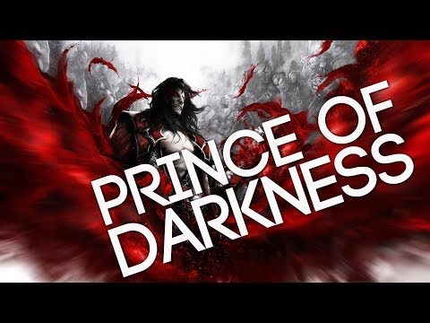 Castlevania: Lords of Shadow 2 - Prince of Darkness - Dracula Within Boss |