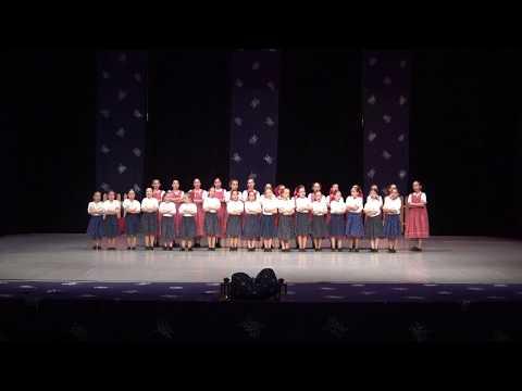 Vianočné vystúpenie 2017 - Liptov spevy (Autor videa: Petra Mitašíková PhD.)