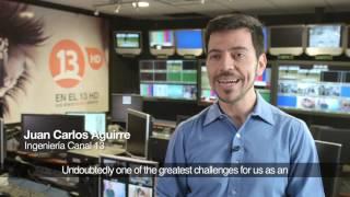 Canal 13 mejora la eficiencia de sus servicios de Internet con A10 Networks