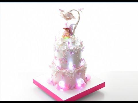 торт на крестины \ Baptism Cake