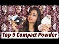 Top 5 Compact Powders Available in INDIA