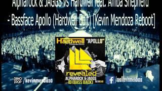 Alpharock & JAGGS vs Hardwell feat. Amba Shepherd - Bassface Apollo (Hardwell Edit)