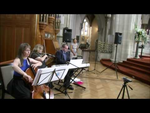 Benny Martin Music Trio (Piano, Violin, Cello) Wedding Ceremony highlights