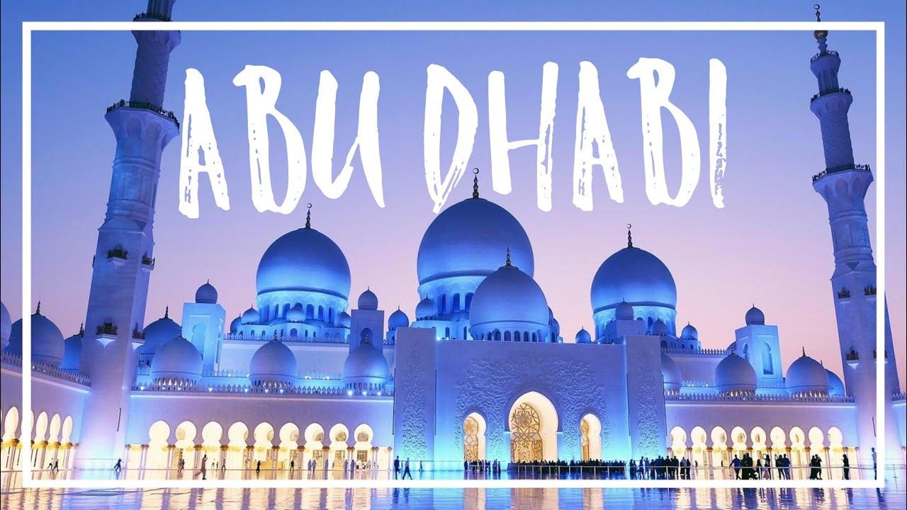 La Mezquita Sheikh Zayed En Abu Dhabi, El lugar Más Bello En El Mundo.
