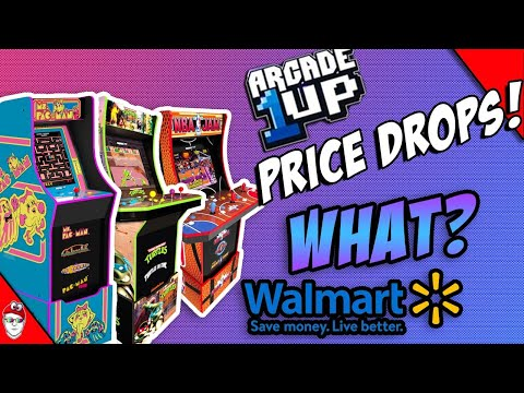 Arcade1up Walmart Deals are BACK! from Console Kits
