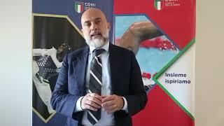 """Josè D'Alessandro al Seminario """"Sport e Innovazione"""""""