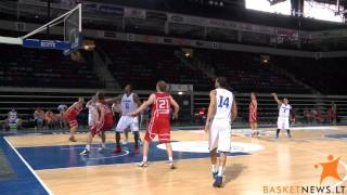 Philippines National Basketball team in Lithuania