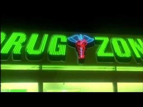 Natural Born Killers - Drugstore  scene