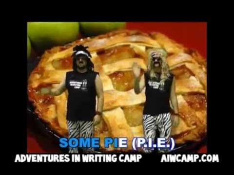 P.I.E from Adventures in Writing Camp