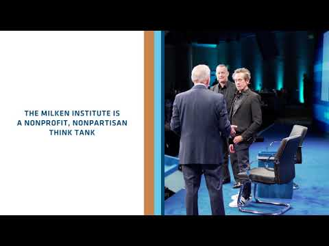 About the Milken Institute