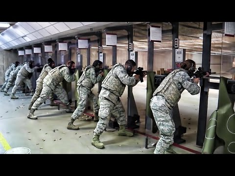Combat Arms Section • Indoor Range At Wright-Patterson AFB