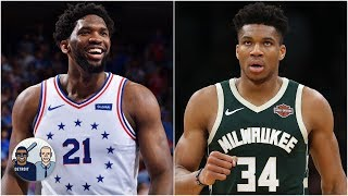 Sixers or Bucks: Who is the favorite in the East? | Jalen & Jacoby